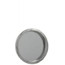 Miroir argenté M