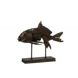 Fossile poisson L
