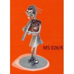 Clarinettiste Femme