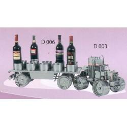 Camion porte vin