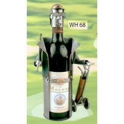 Porte-bouteille Joueur de golf
