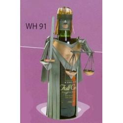 Porte-bouteille Justice