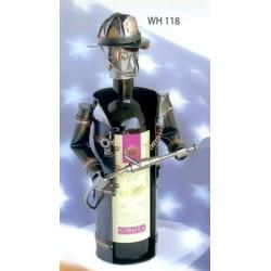 Porte-bouteille Pompier...
