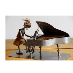 Pianiste Femme