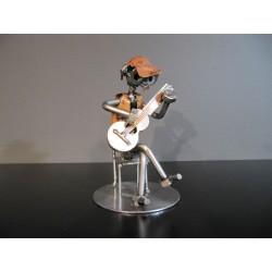 Guitariste Homme