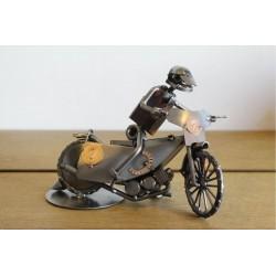 Pilote de moto-cross