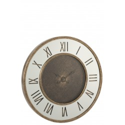 Horloge chiffres romains (L)