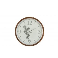 Horloge engrenage (L)