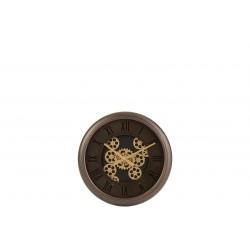 Horloge engrenage