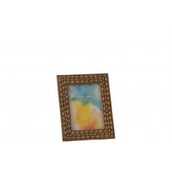 Cadre photo coquillage (L)