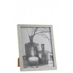 Cadre phot paillettes (L)