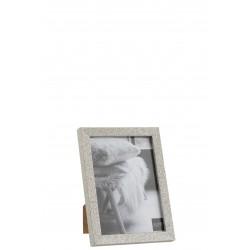 Cadre photo paillettes (M)