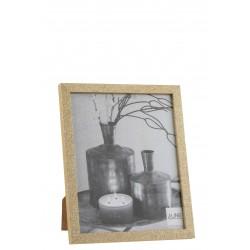 Cadre photo paillettes (L)