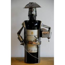 Porte-bouteille Pirate au...