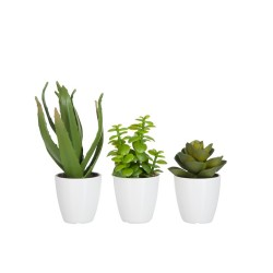 3 plantes artificielles